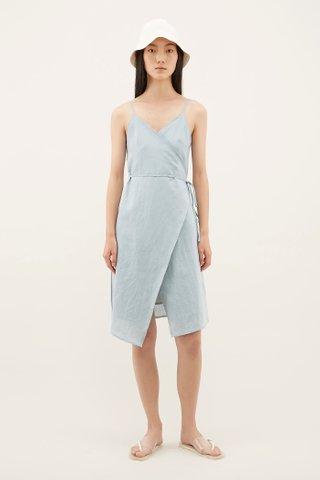 Izora Wrap Dress