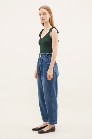 Disa Knit Crop Top