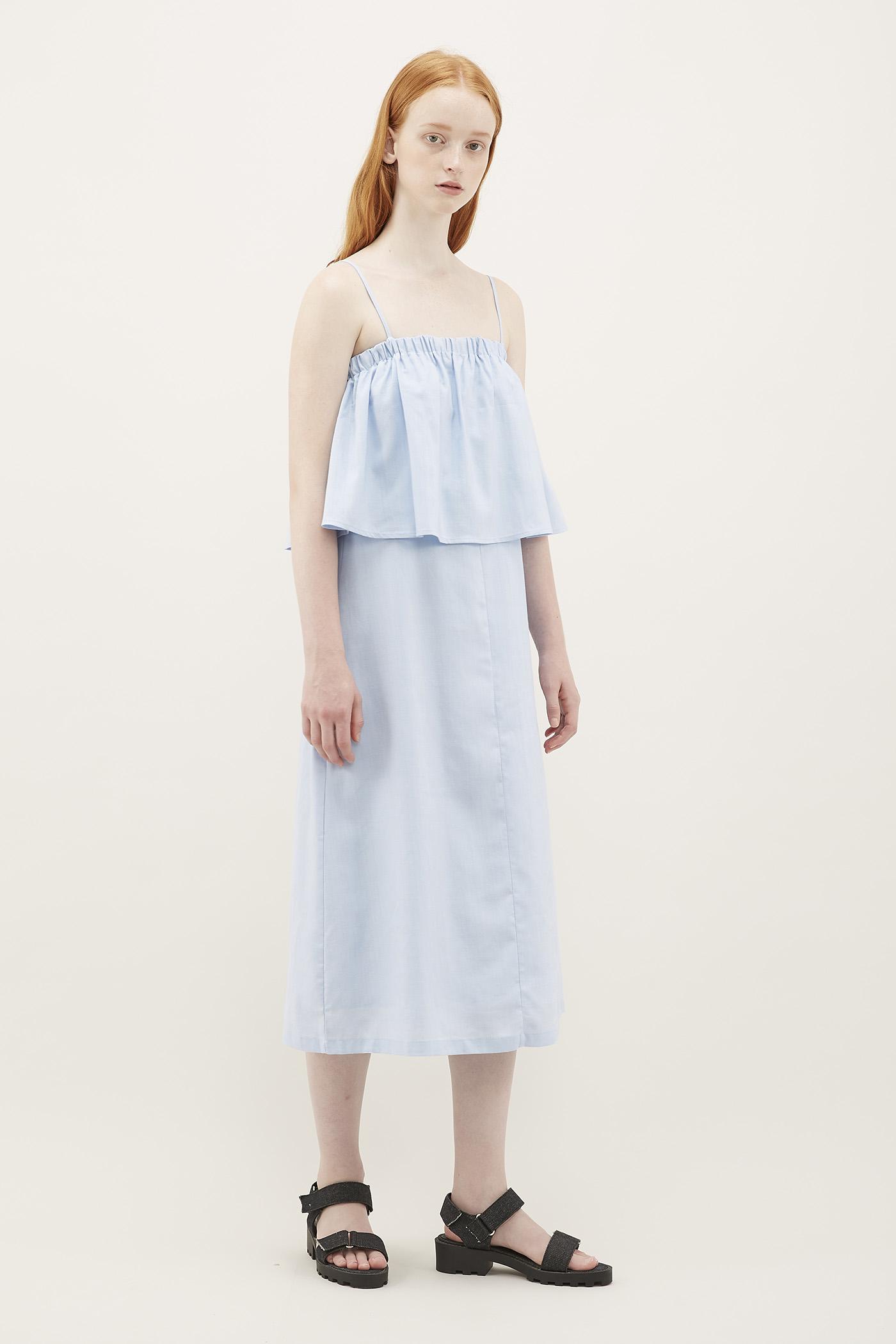 Calder Layered Dress
