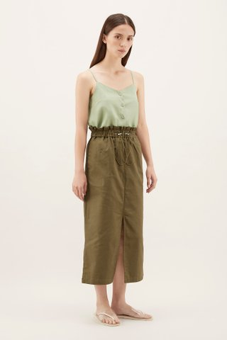 Lakya Button-Through Camisole