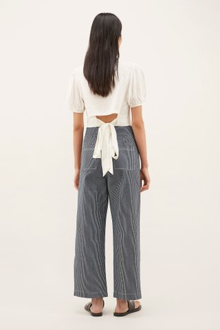 Norisa  Straight-cut Pants