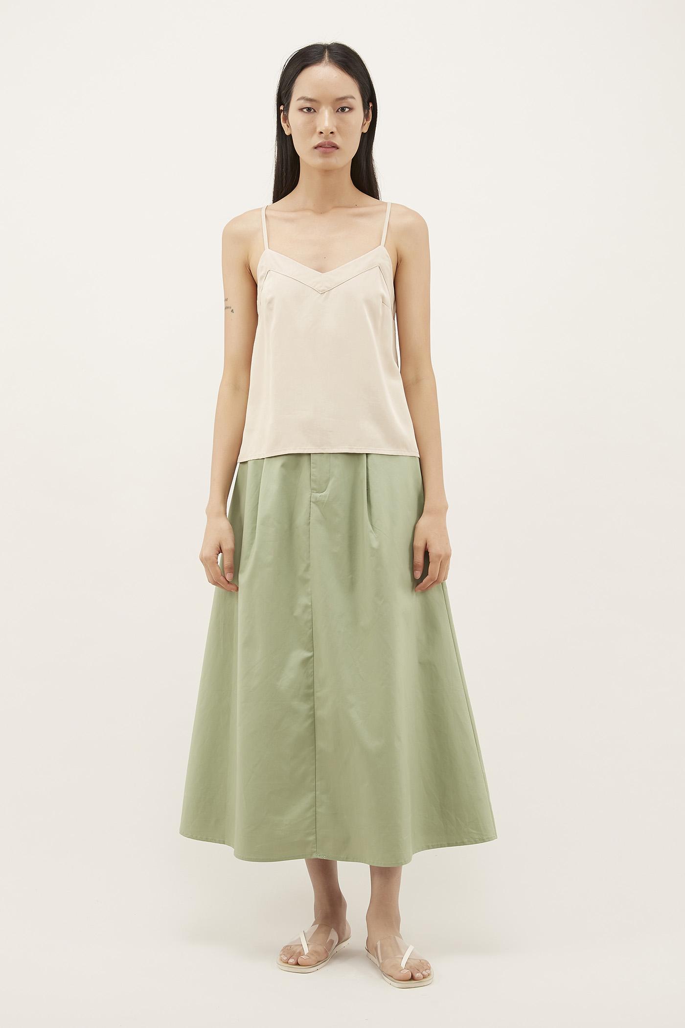 Layce Midi Skirt