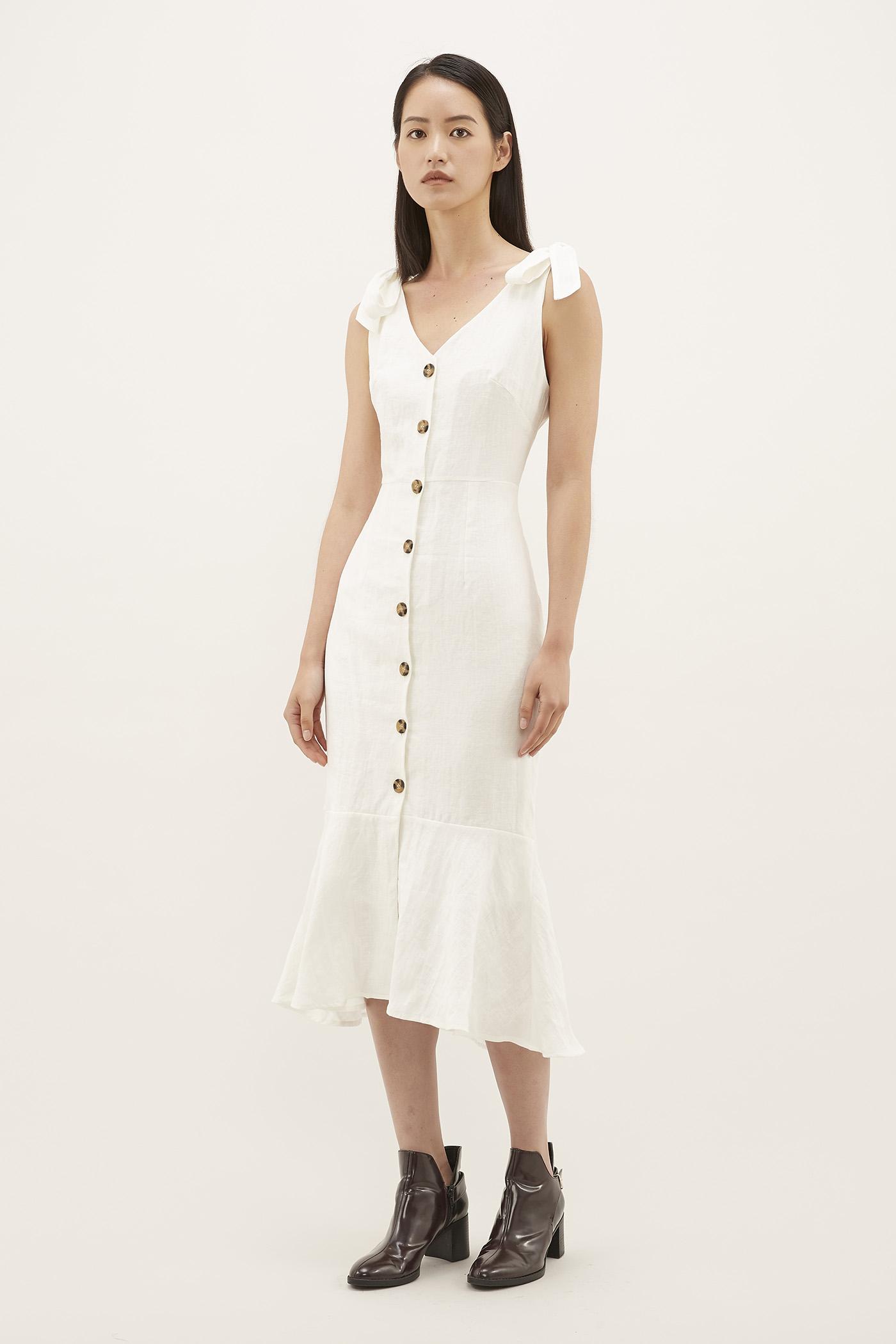 Saleena Strap-tie Dress