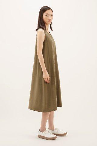 Jasleen Tent Dress