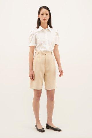Darlin Puff-sleeve Shirt