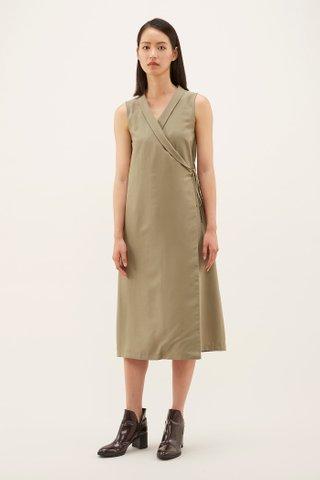 Janese Wrap Dress