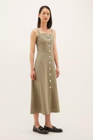 Jalysa Button-through Dress