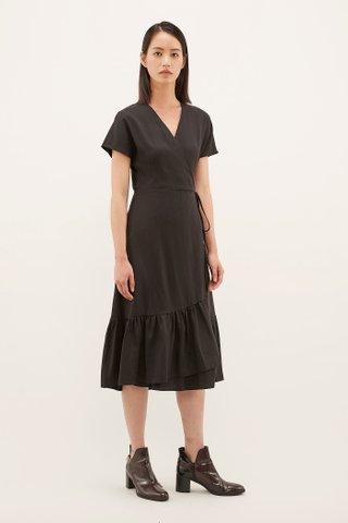 Dasha Wrap Dress