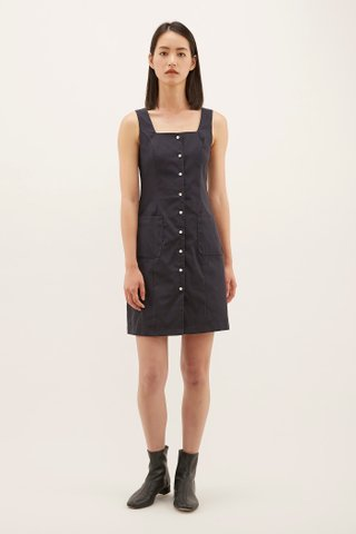 Ravon Patch Pocket Dress