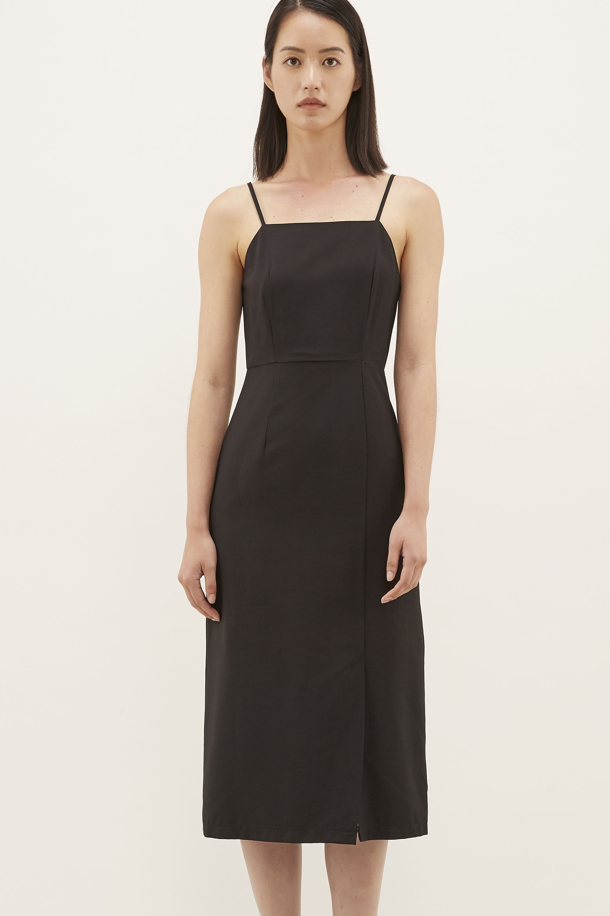 Keira Fitted Dress