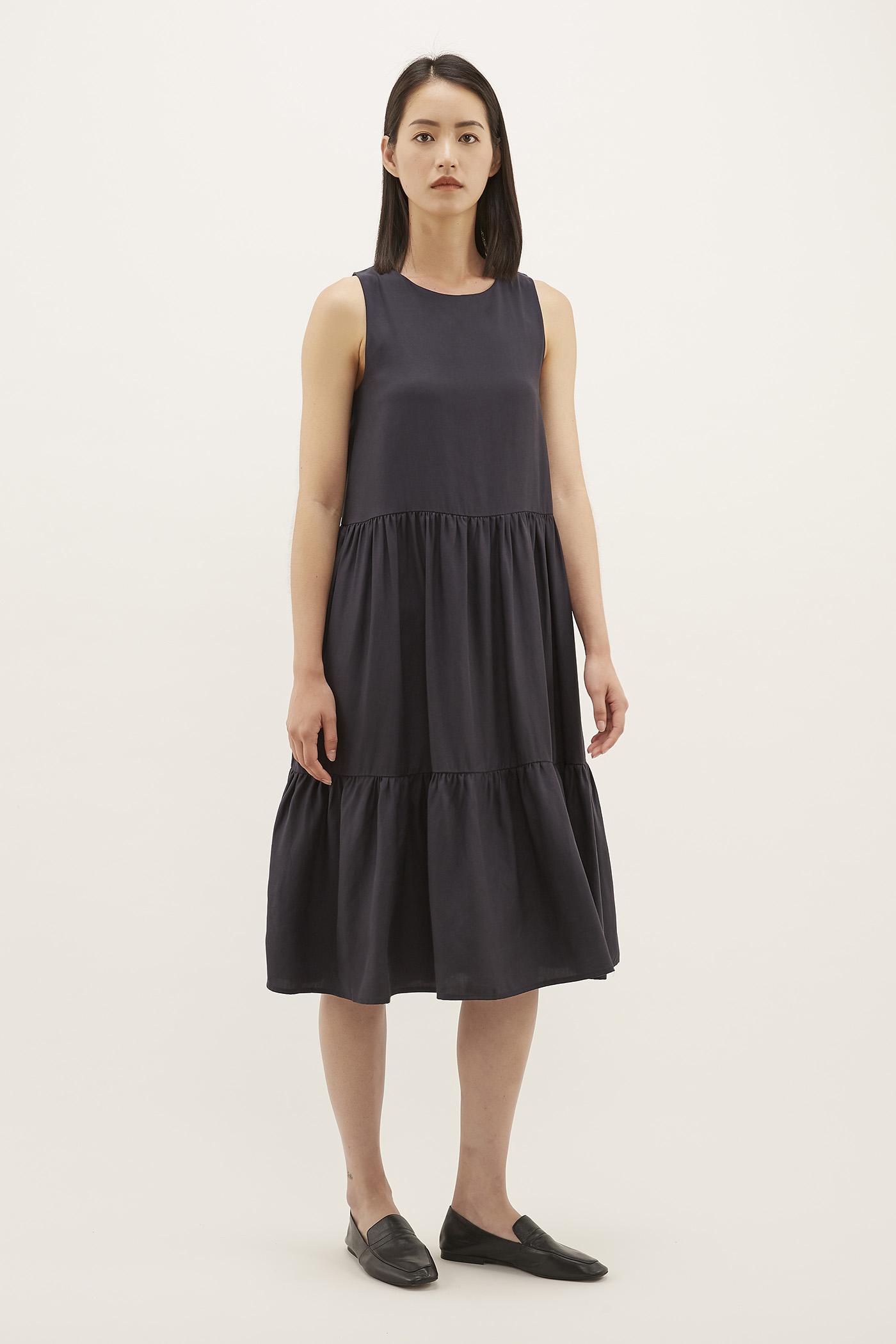 Aldora Tiered Dress