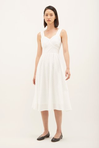 Jalina Fitted Dress