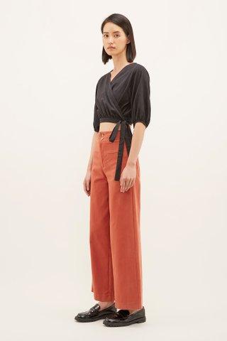 Xami Front Pocket Pants