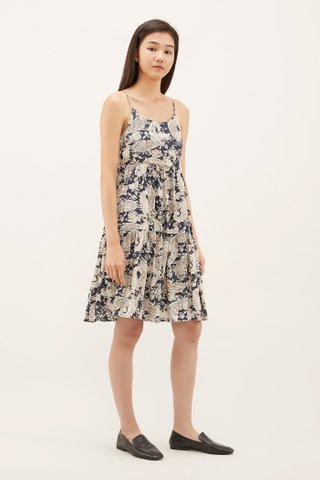 Jevette Tiered Dress