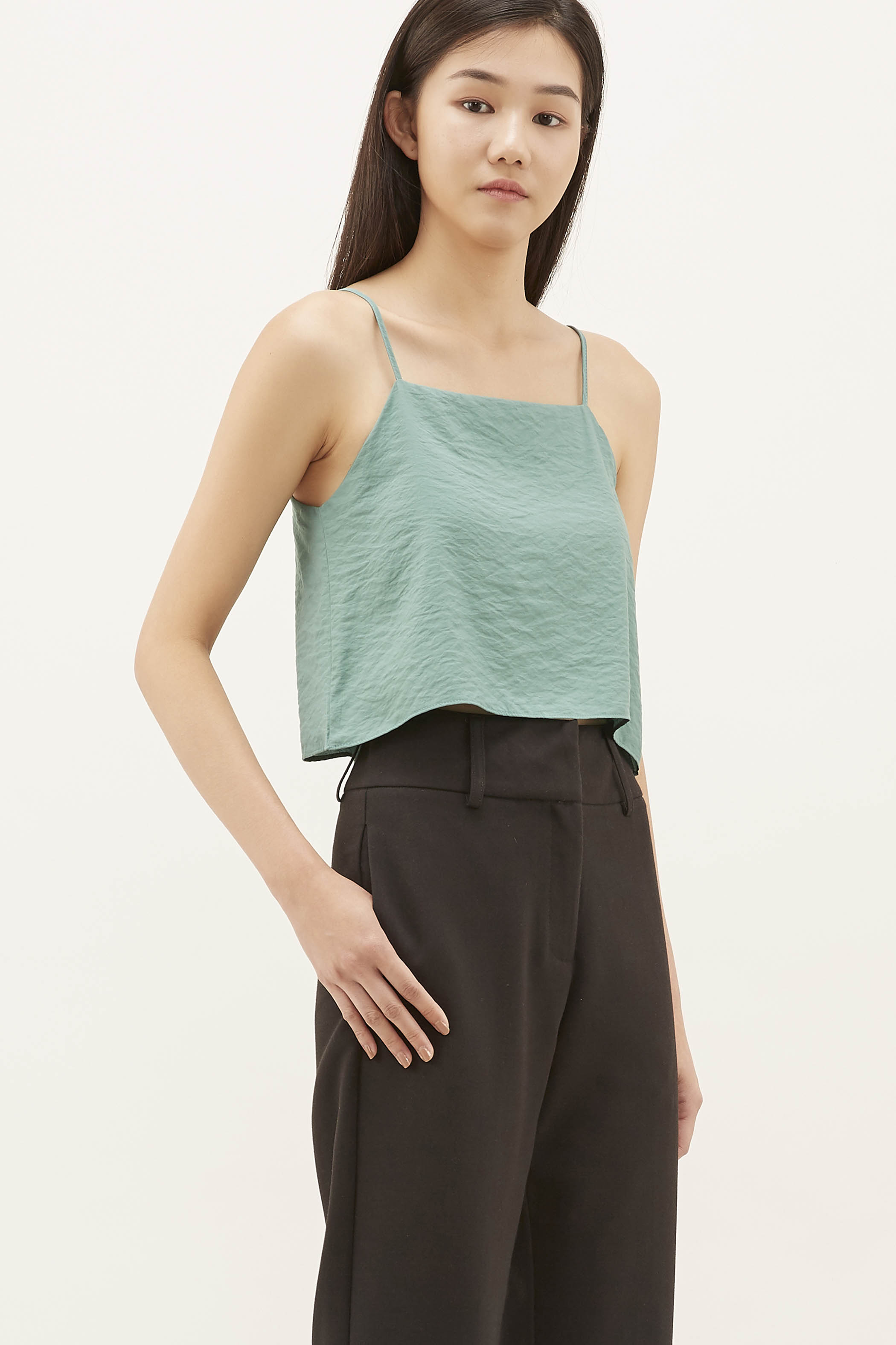 Tayla Crop Top
