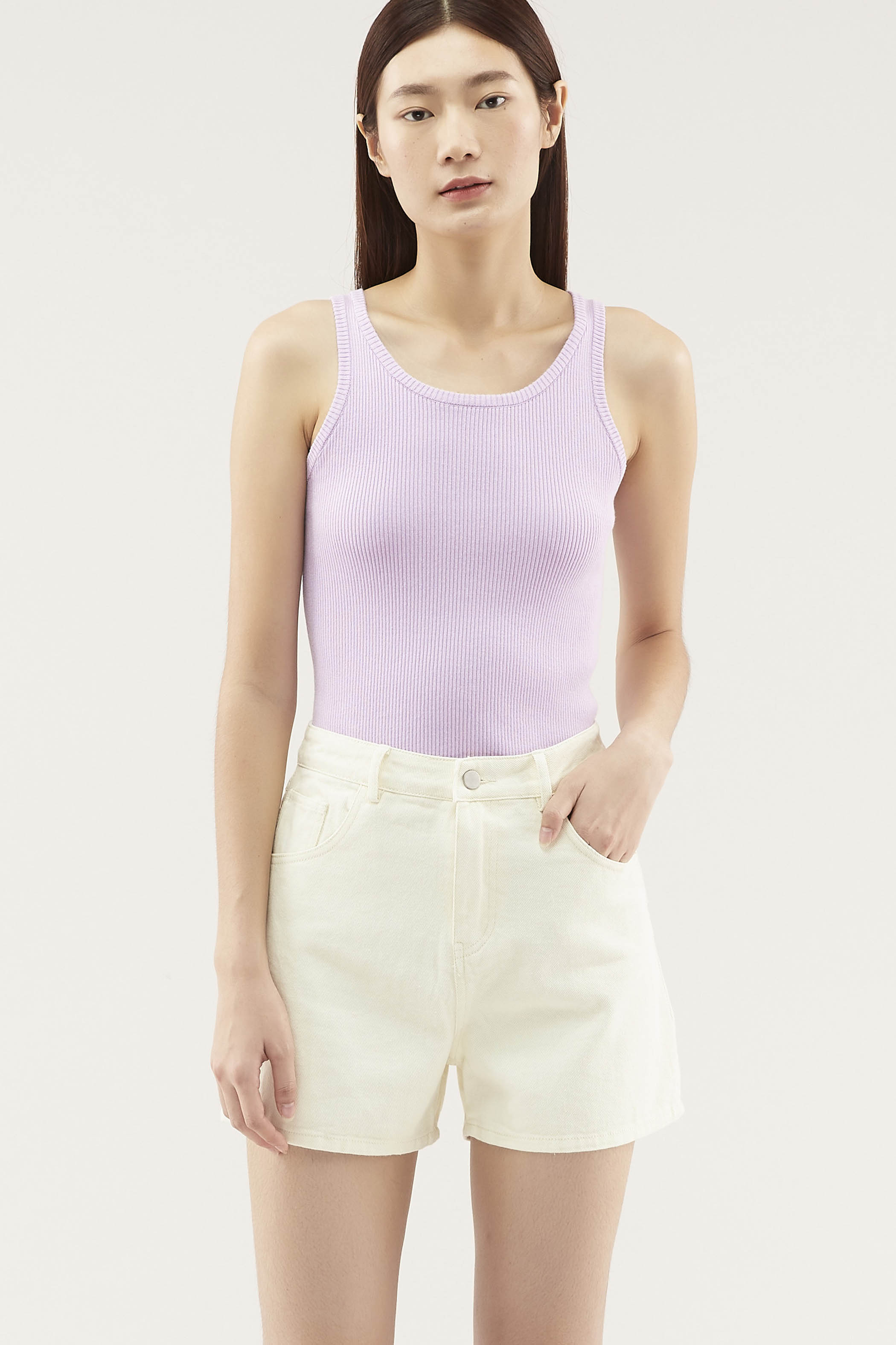 Emerie Ribbed Tank