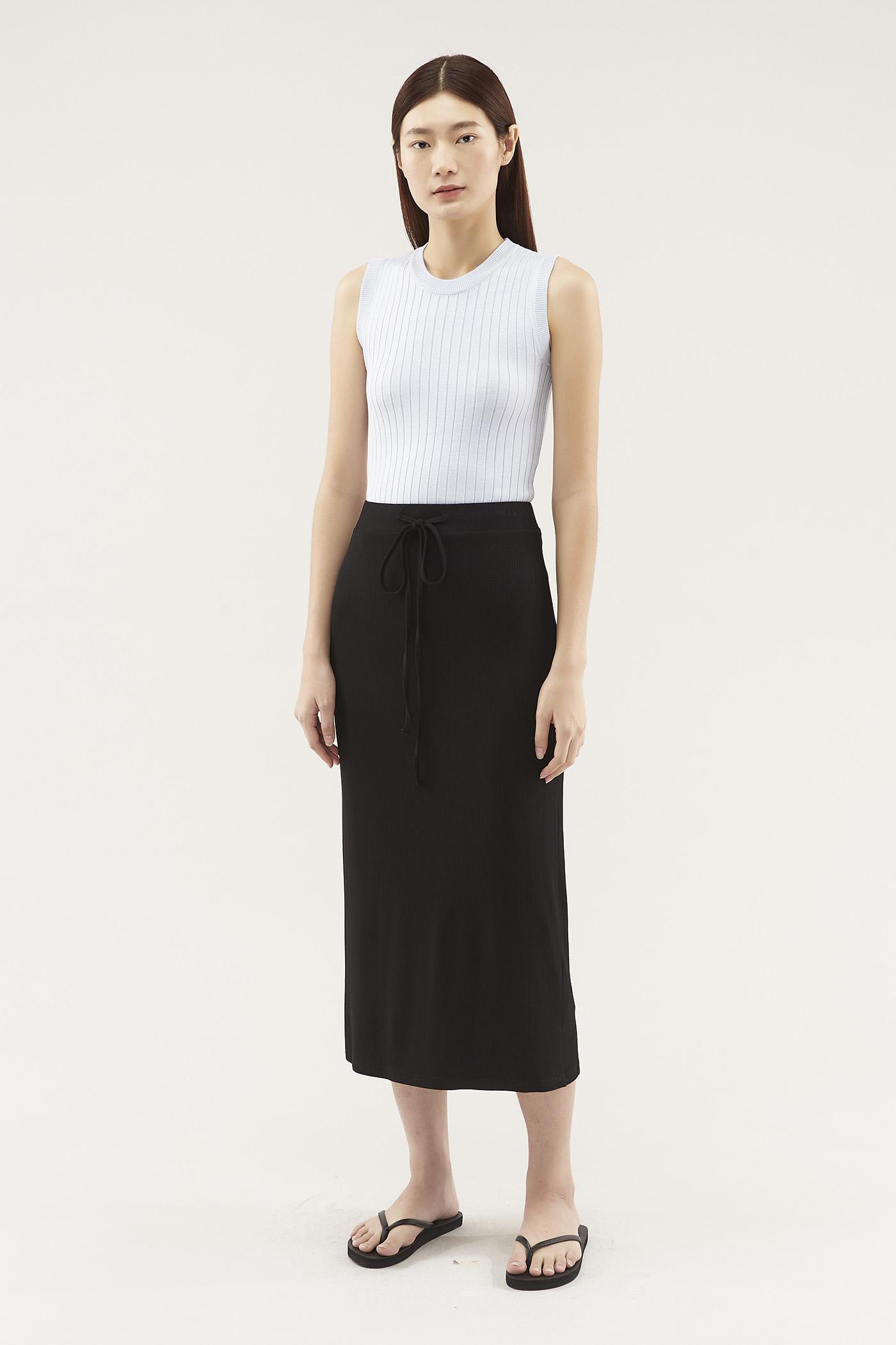 Jayla Ribbed Skirt