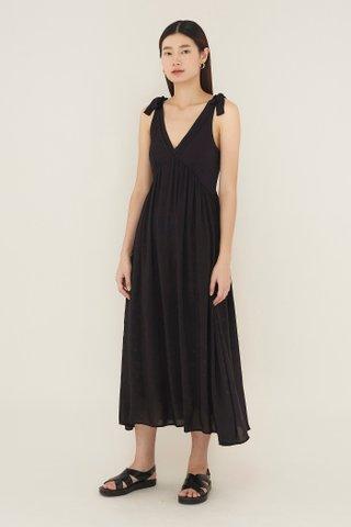 Zulema Broderie Maxi Dress