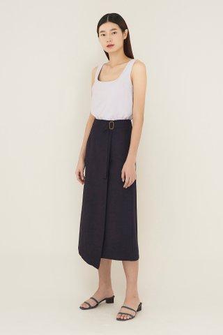 Hadley Wrap Skirt