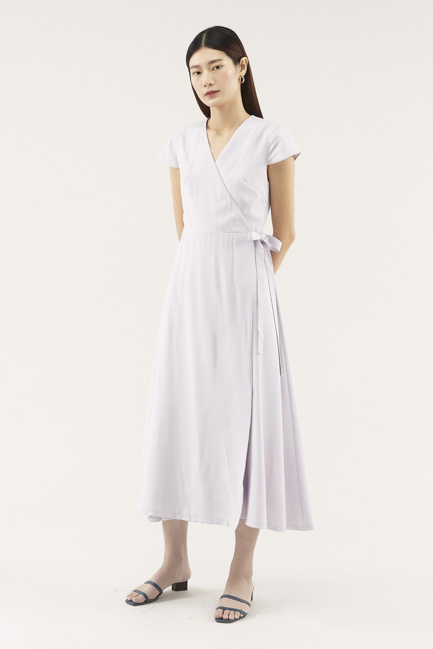 Alayna Wrap Dress