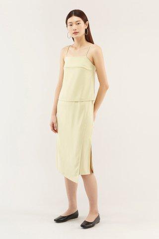 Zimena Layered Dress
