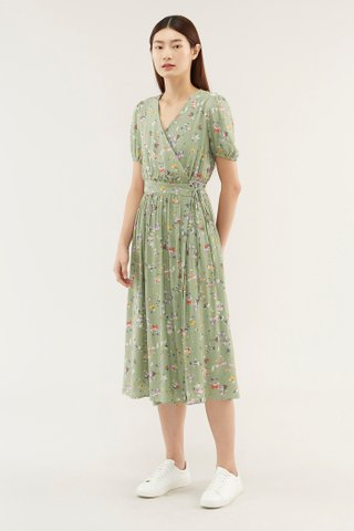 Rayca Wrap Dress
