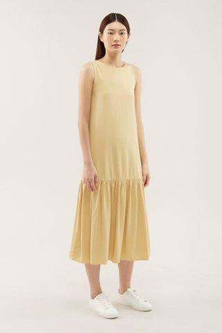 Norvell Drop-waist Dress