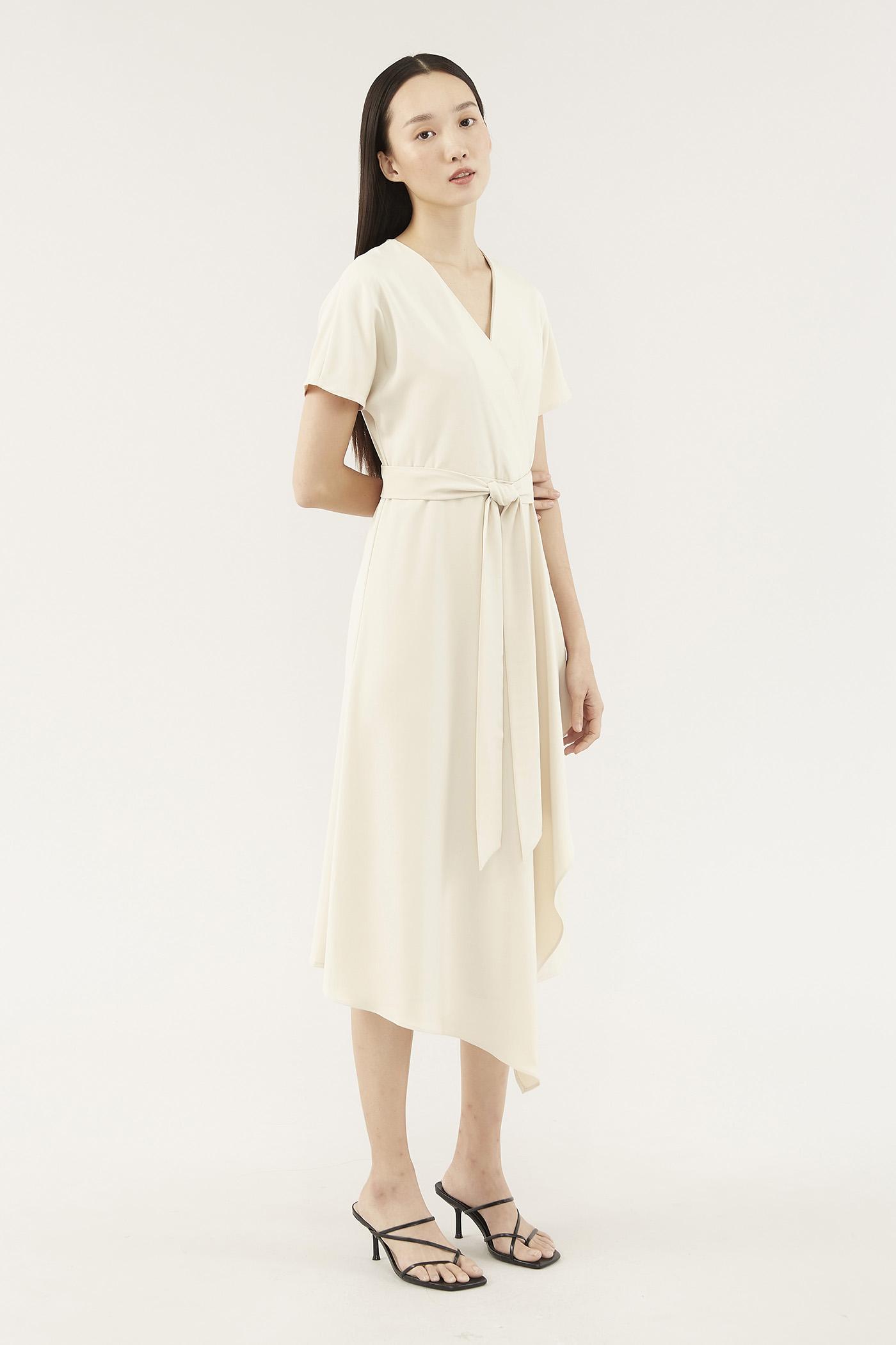 Joen Wrap Dress
