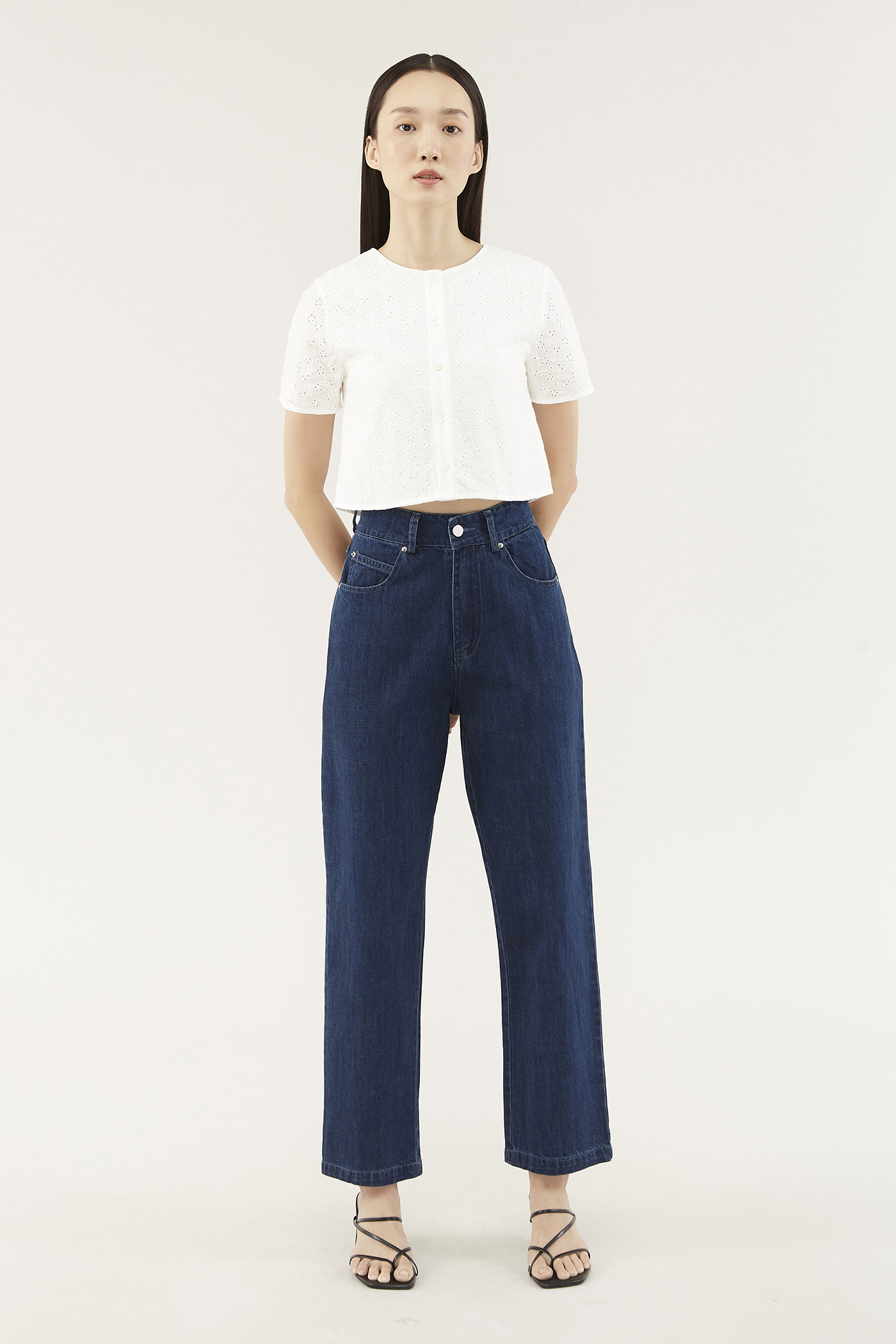 Jovian Tapered Jeans