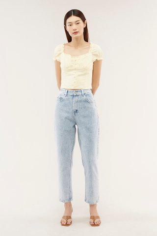 Bethanie Mom Jeans