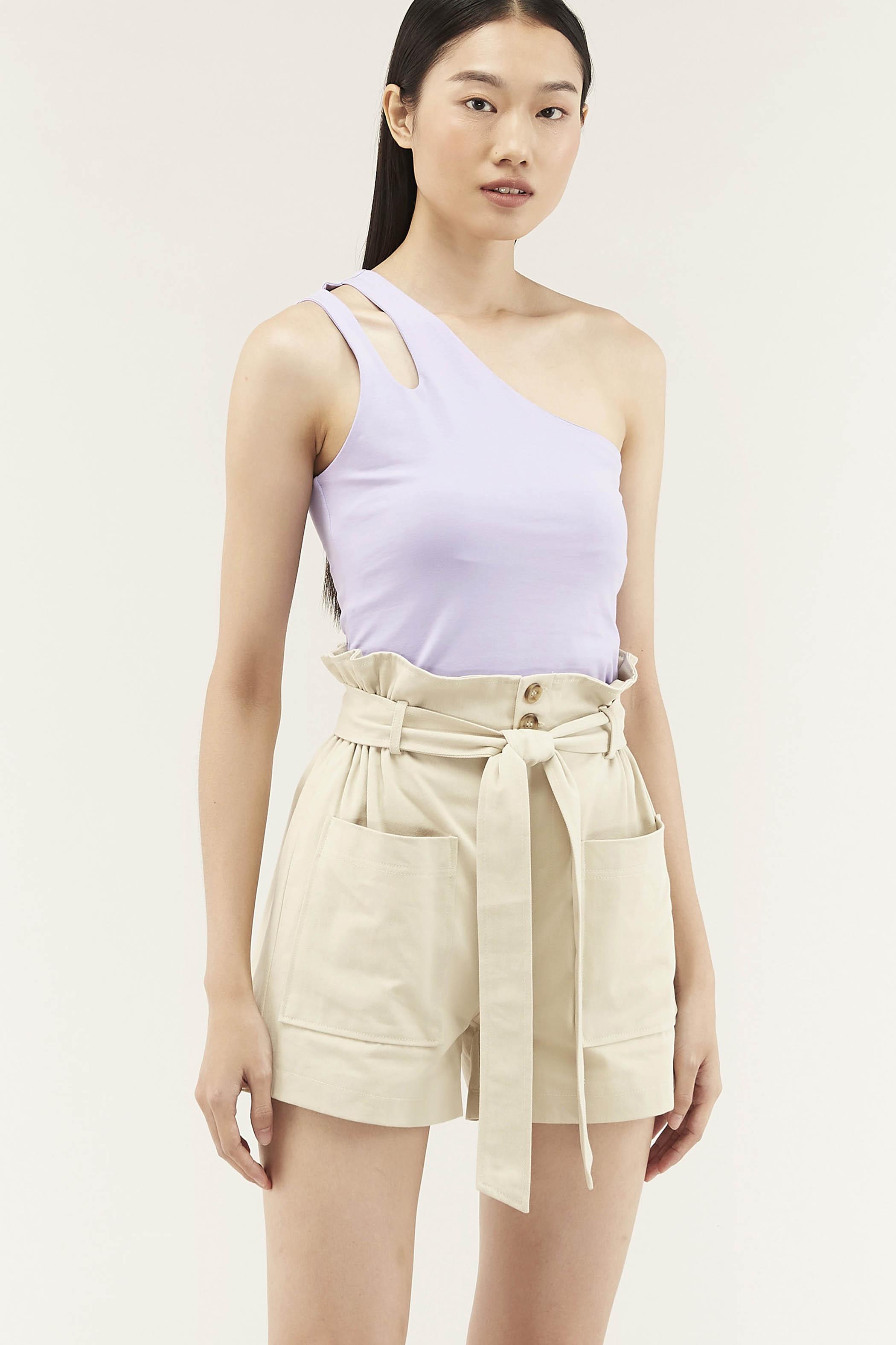 Narelle One-shoulder Top