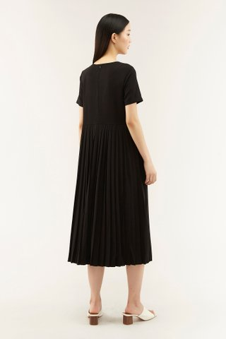 Tarryn Pleat Dress