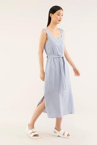 Kalila Linen Dress
