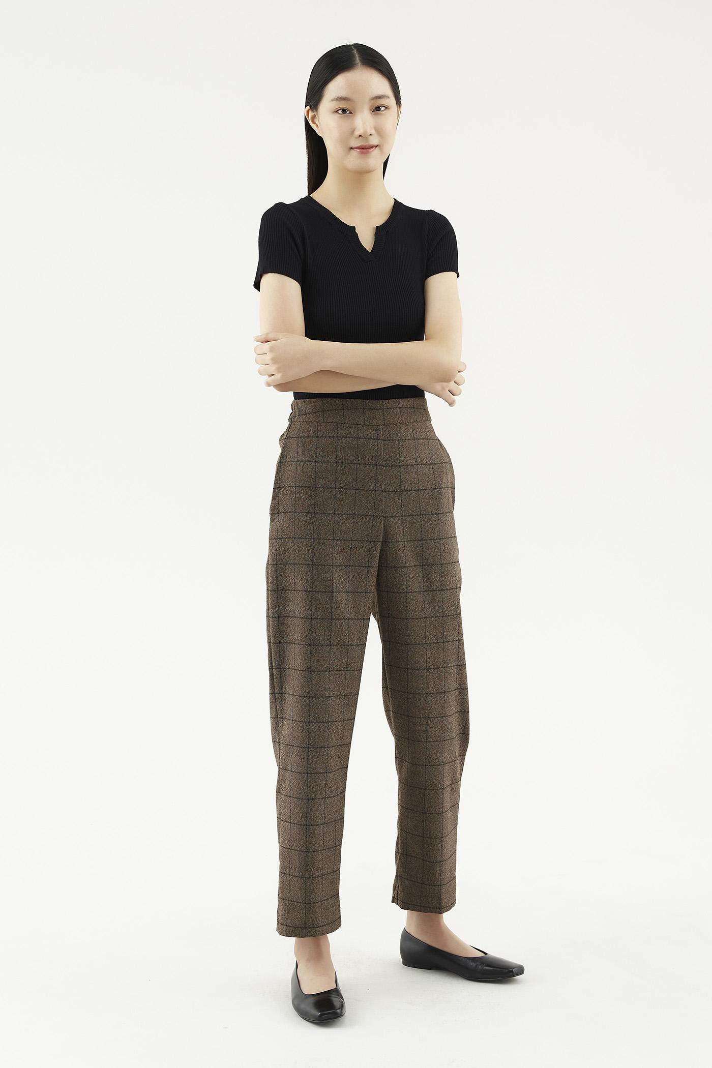 Levana Cigarette Pants