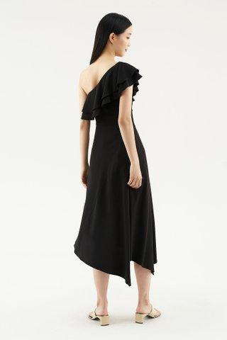 Marica One-shoulder Dress