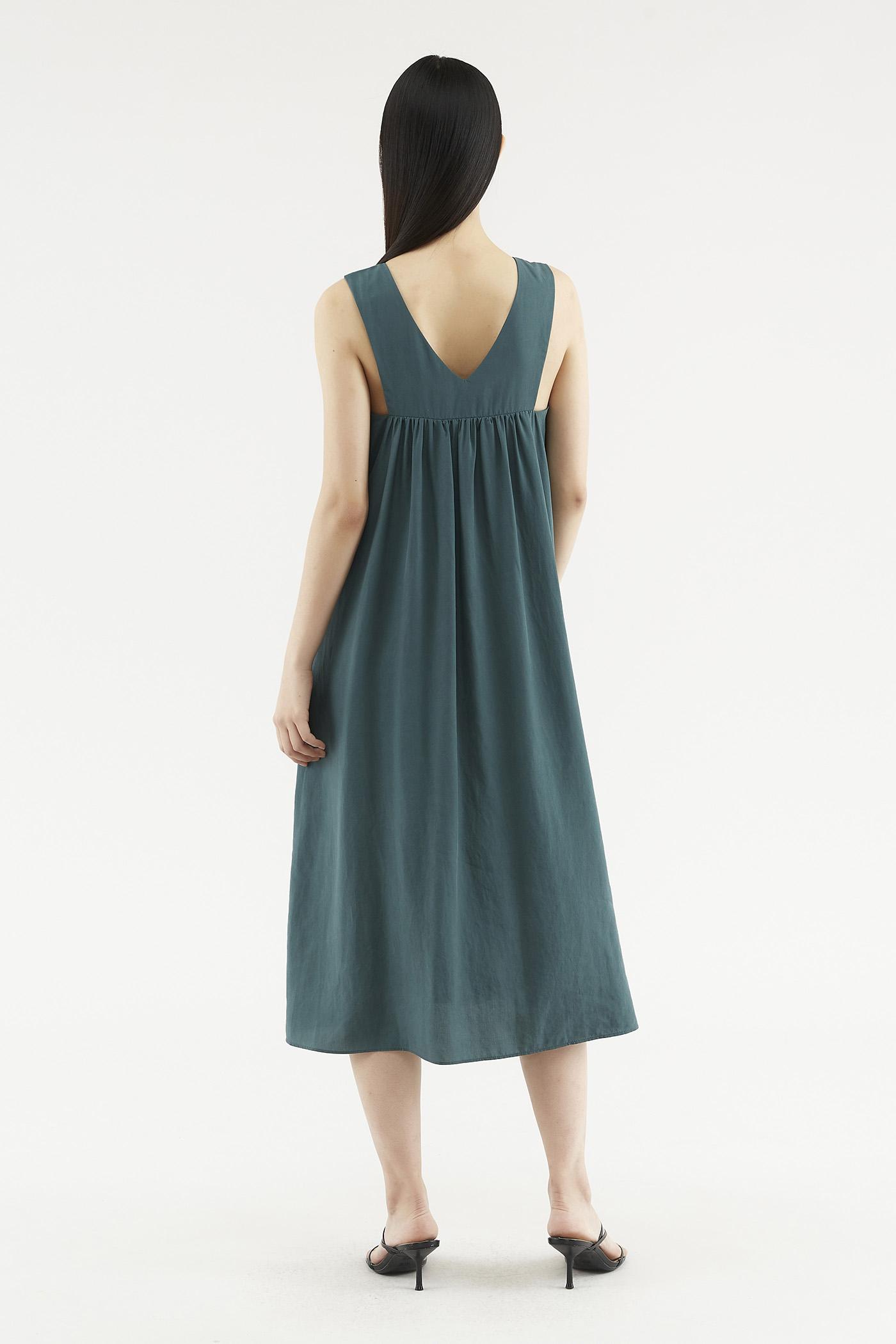 Nevina Tent Dress