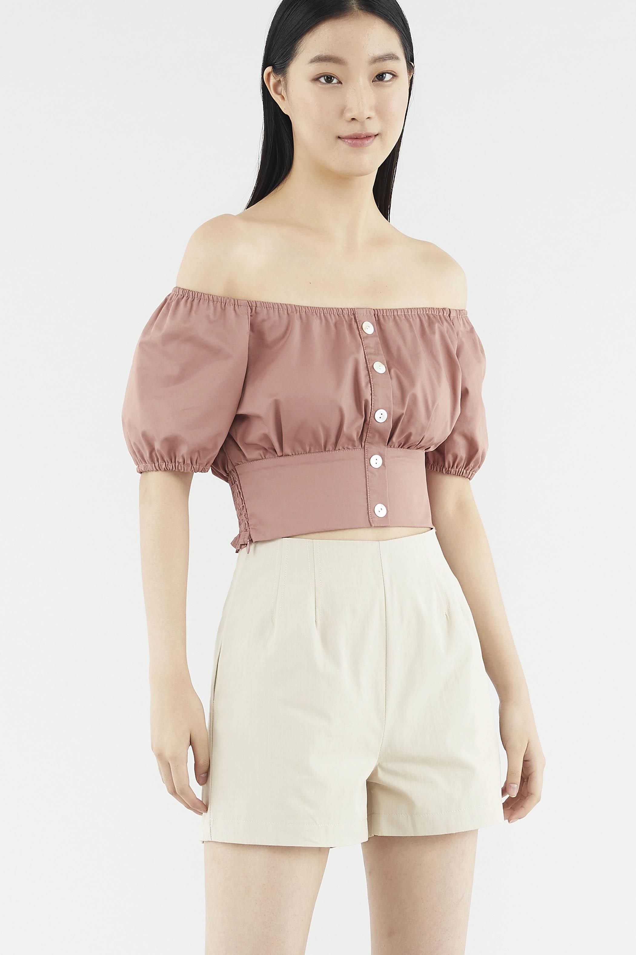 Ellana Off-shoulder Top