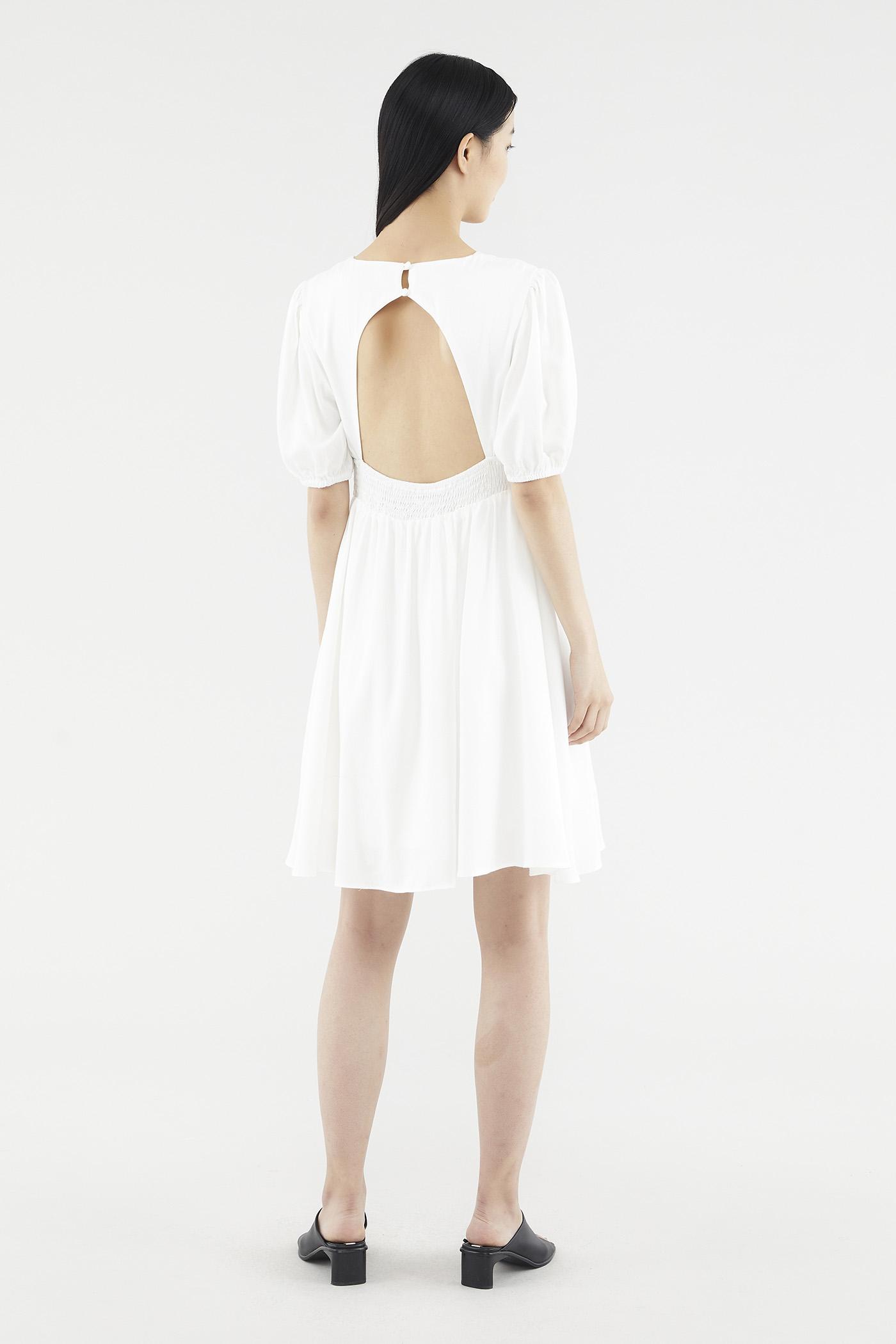 Shilah Back Cut-out Dress