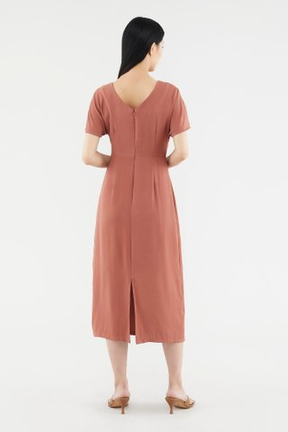 Varyne Wrap Dress
