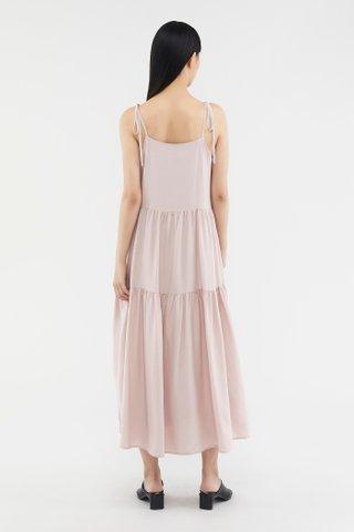 Calyda Tiered Maxi Dress