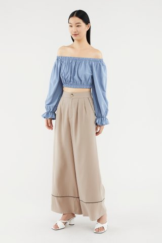 Mylene Wide-leg Pants