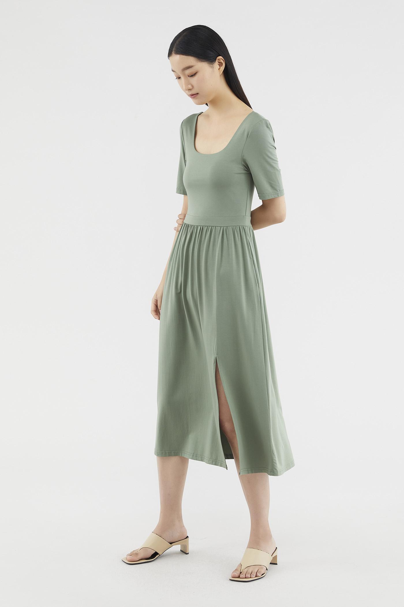 Selena Jersey Dress