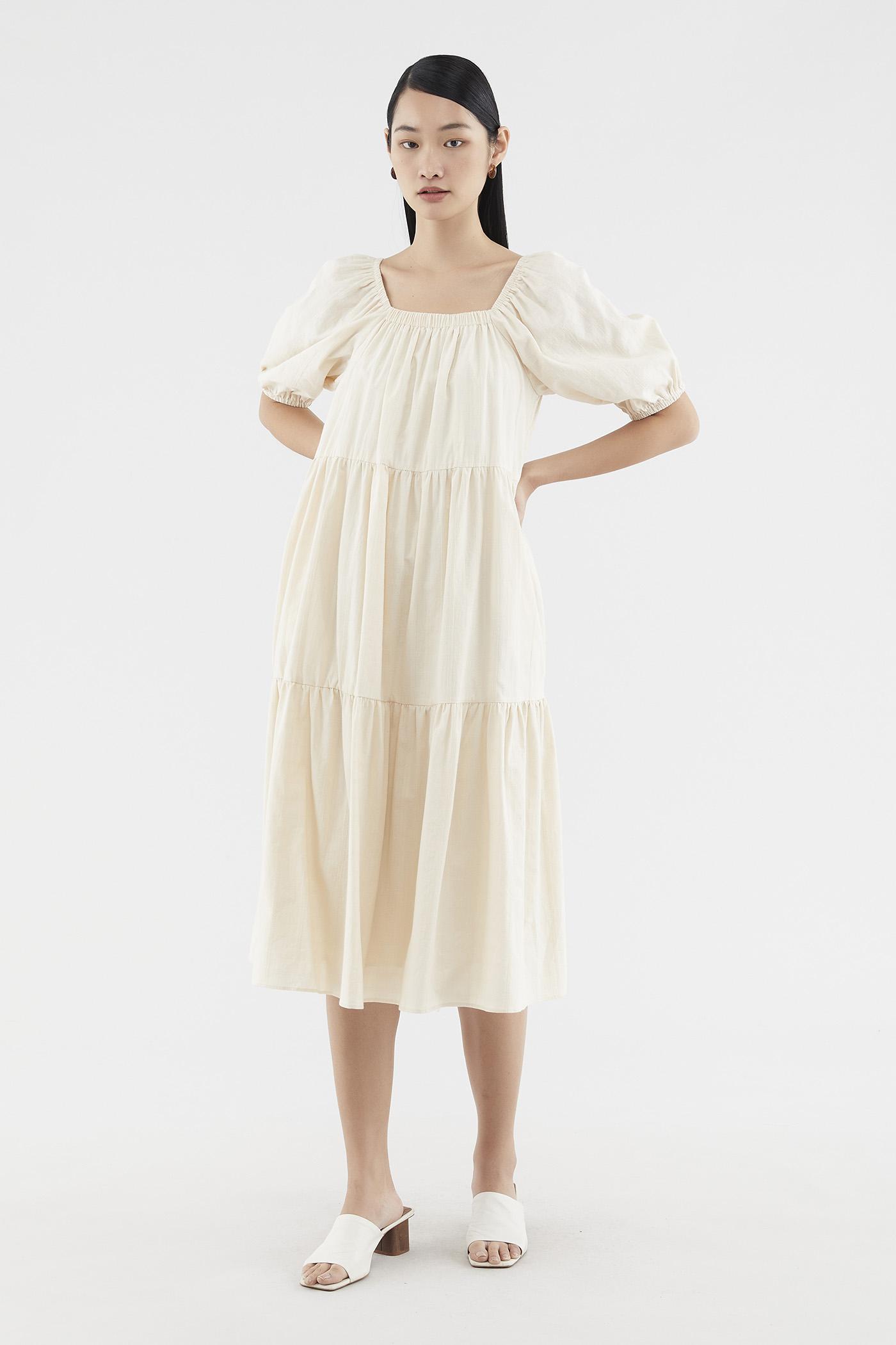 Katelie Tent Dress
