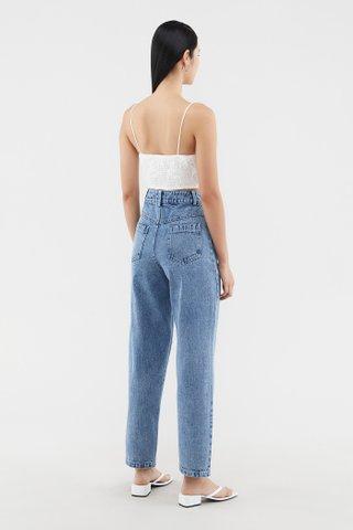 Tonica Straight-leg Jeans