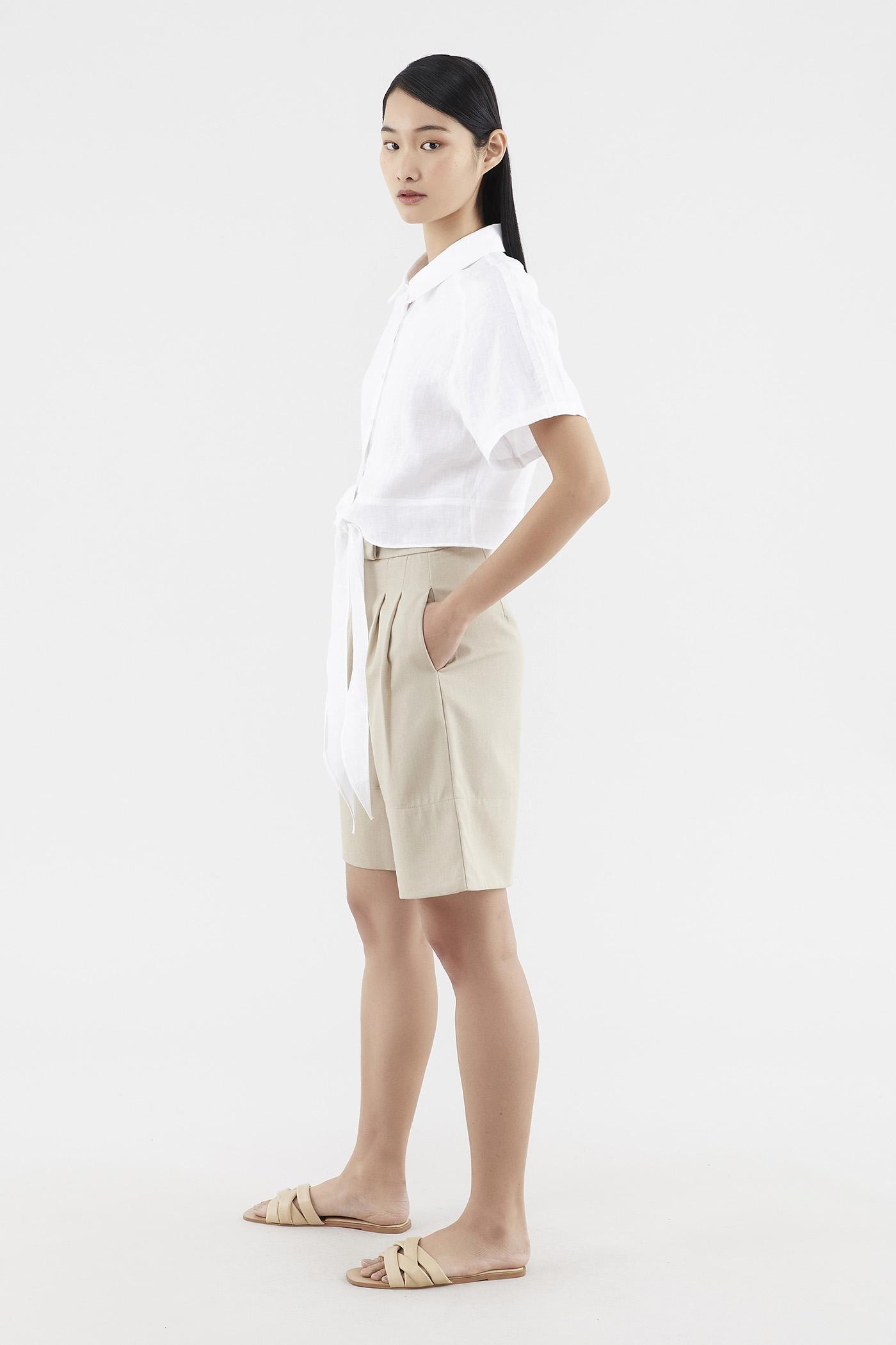 Vickki Bermuda Shorts
