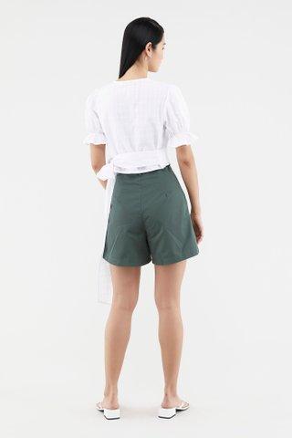 Urena Pleated Shorts
