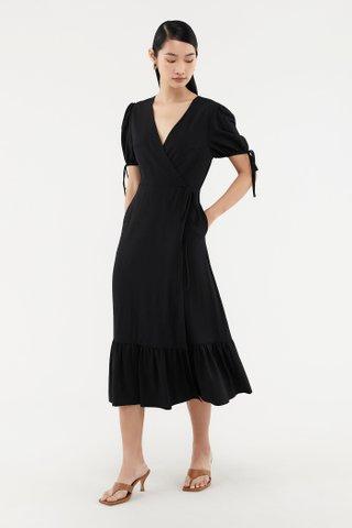 Daffie Wrap Dress