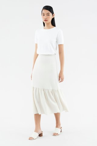 Betina Frill-hem Skirt