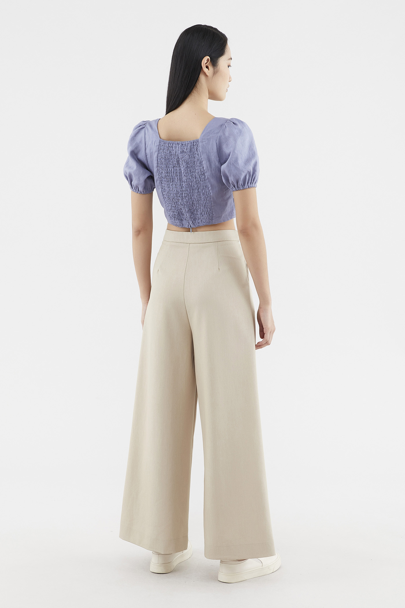 Terra Wide-leg Pants