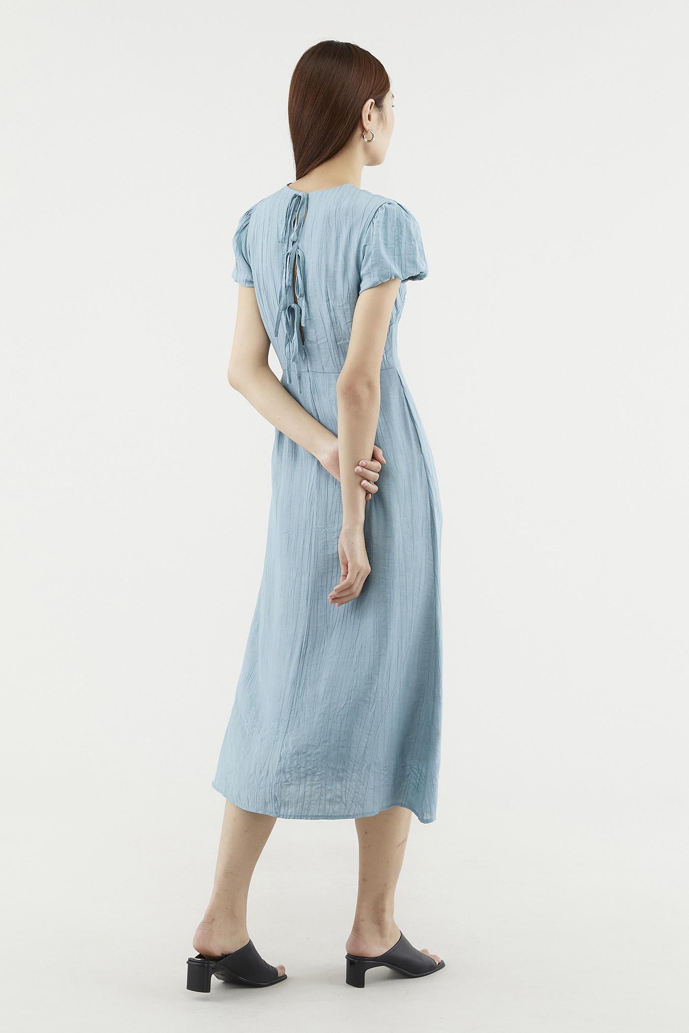 Narisa Back-tie Dress
